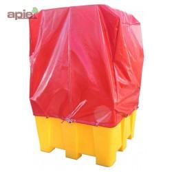 Bâche de protection pour bacs PRC450 - PR880 et PR1200
