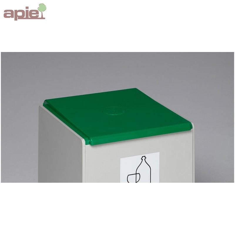 collecteur pour tri s lectif conteneur simple. Black Bedroom Furniture Sets. Home Design Ideas