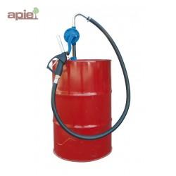 Pompe rotative en aluminium, pour gasoil, kérosène et lubrifiants