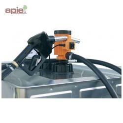Pompe électrique 30L/min - Gasoil, eau et émulsion eau/huile