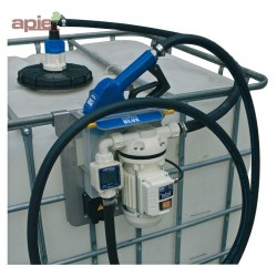 Pompe pour AdBlue - Kit de transvasement PREMIUM pour cubitainer