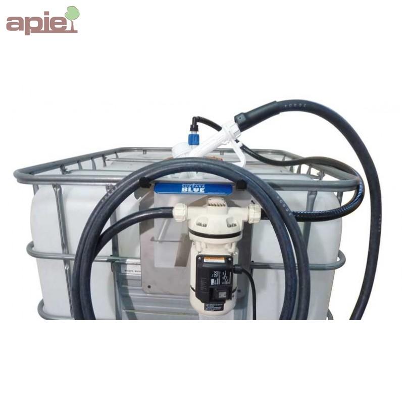 Pompe pour adblue kit de transvasement standard pour ibc - Pompe de transvasement ...