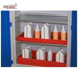 Bac en polyéthylène 22 L pour armoire PRA-GM1
