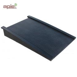 Rampe d'accès pour plateformes hauteur 150 mm, gamme BECO
