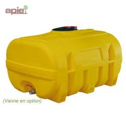 Cuve en polyéthylène, qualité alimentaire pour le stockage et le transport de l'eau