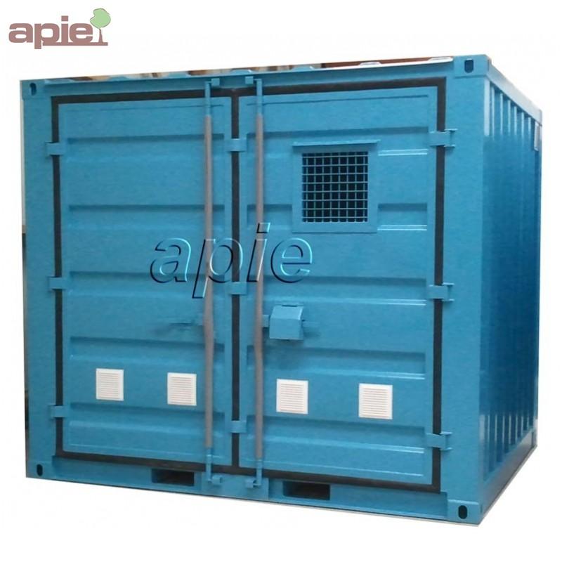 Conteneur de stockage 3 x 2 44 m gamme csr s curit for Tarif conteneur