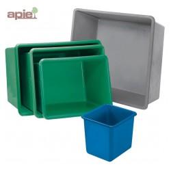 Bac de stockage en polyester Coloris Vert
