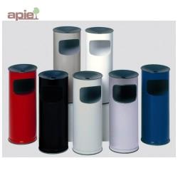 Cendrier poubelle - usage intérieur
