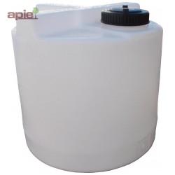 Cuve de dosage cylindrique 60 L, couvercle à visser