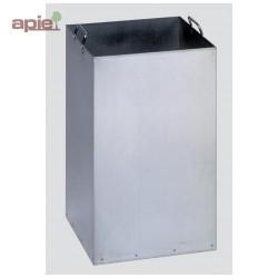 Seau intérieur en acier galvanisé pour collecteur 60 L