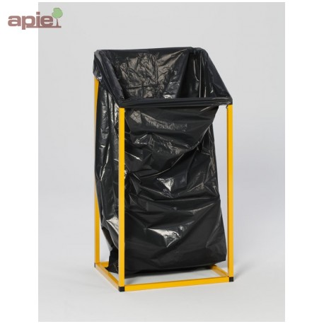 Support pour sac poubelle grand volume, 240 L ou 1000 L