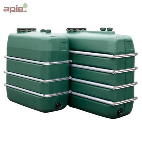 Cuve de stockage pour l 39 eau 1500 l - Cuve stockage eau potable ...