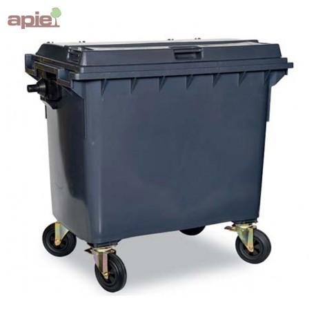 Poubelle conteneur 4 roues
