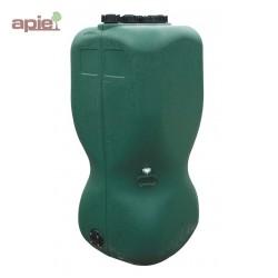 Cuve de stockage 750 L pour l'eau, opaque à la lumière