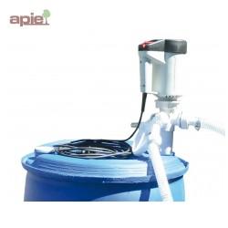 Pompe électrique vide-fût pour produits chimiques