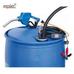 Pompe submersible centrifuge