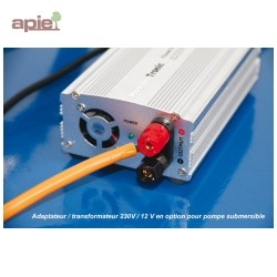 Adaptateur / transformateur 230V/12V pour pompe submersible centrifuge