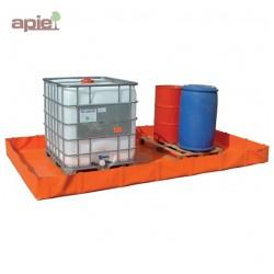 Bac de rétention souple en PVC