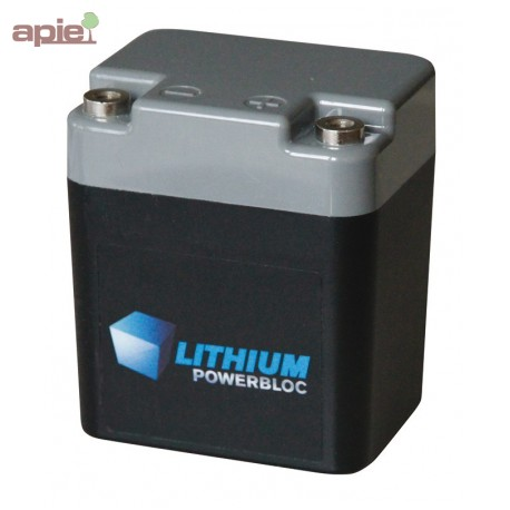 Batterie Lithium pour stations de ravitaillement