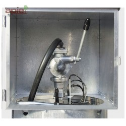 Pompe manuelle ATEX à levier - 40L/min (sans compteur)
