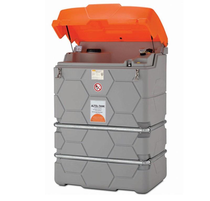 Cuve récup cube 1500 L