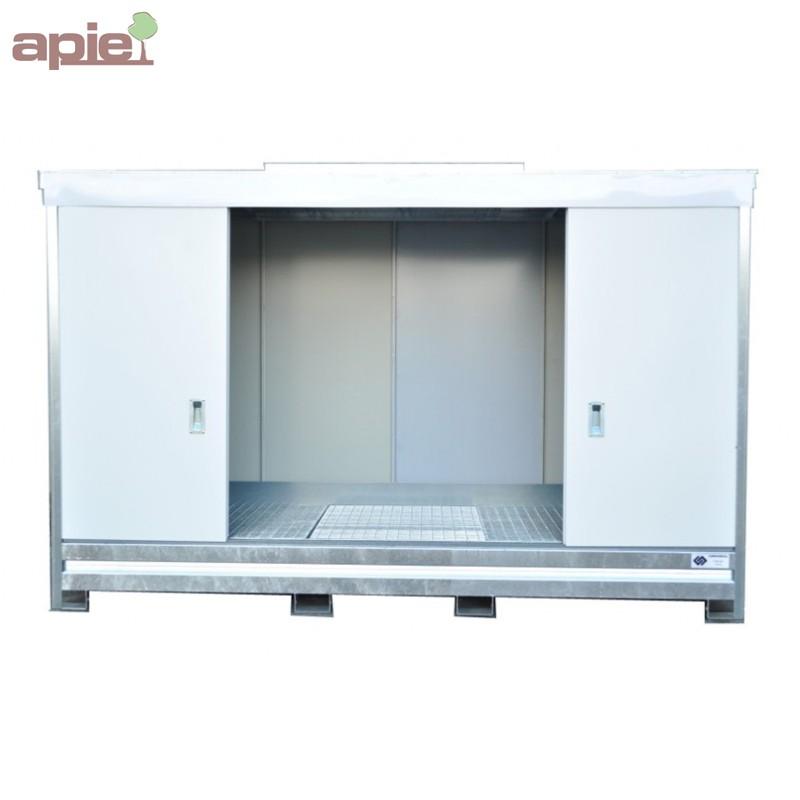 armoire pour 12 f ts ou 3 conteneurs de 1000 l ecopack grande hauteur. Black Bedroom Furniture Sets. Home Design Ideas