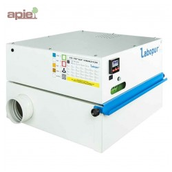 Caisson de ventilation et de filtration pour solvants - conforme Atex