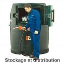 Stations Gasoil EXTÉRIEUR