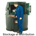 Stations service Gasoil