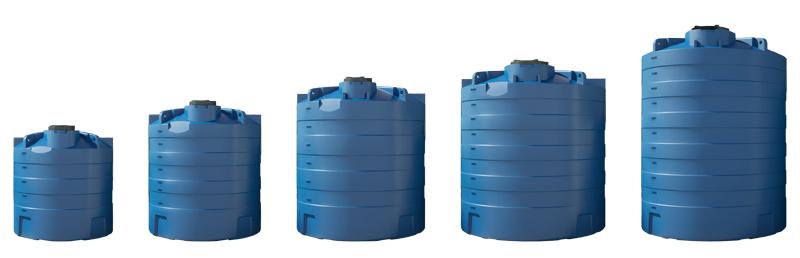 Stockez l'eau dans des réservoirs adaptés