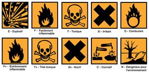 Stockage produits chimiques : les directives européennes et la législation française
